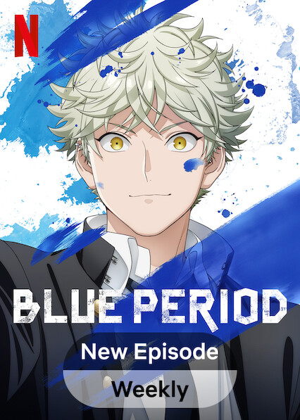 Blue Period on Netflix USA